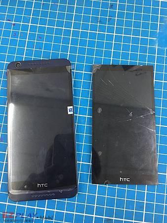 HTC 626 毀容了...