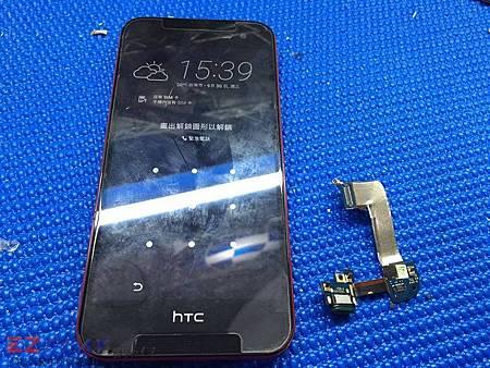 HTC 蝴蝶2突然無法充電