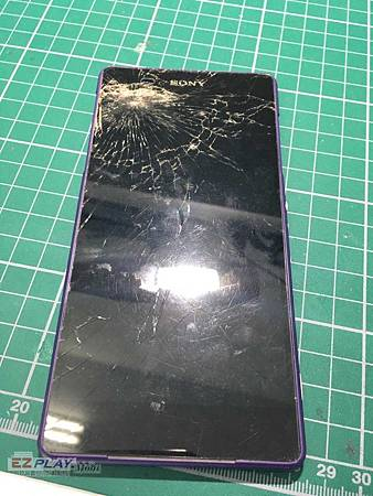 Z2面板破裂