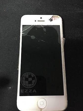 iphone5 面板缺一角
