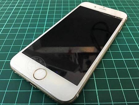 iphone6 面板破裂等同毀容