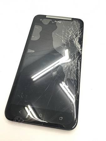 HTC蝴蝶面板破裂(1)