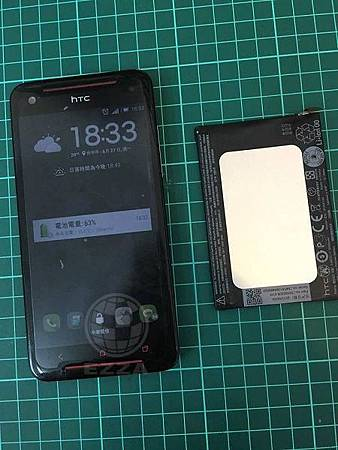 HTC 蝴蝶S一天要充好幾次電