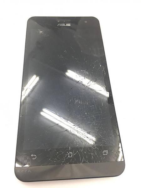 ZENFONE5面板破裂
