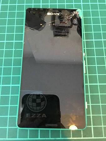 Sony Z3C嚴重毀容