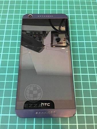 HTC Desire626裂痕好難看