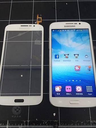 SAMSUNG Galaxy Mega 5.8 觸控失靈
