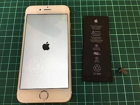 iphone6 一直自動關機