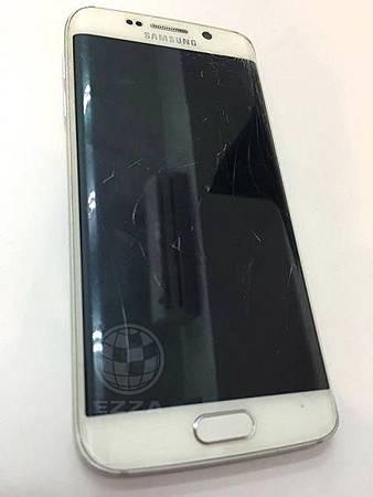 三星S6 Edge面板也悲劇了