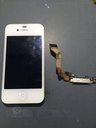 IPHONE 4S話筒故障