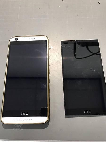 HTC626觸控異常失效