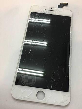 iphone6+面板破裂找947