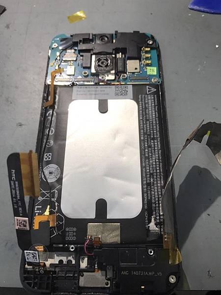 HTC 蝴蝶2大膨脹