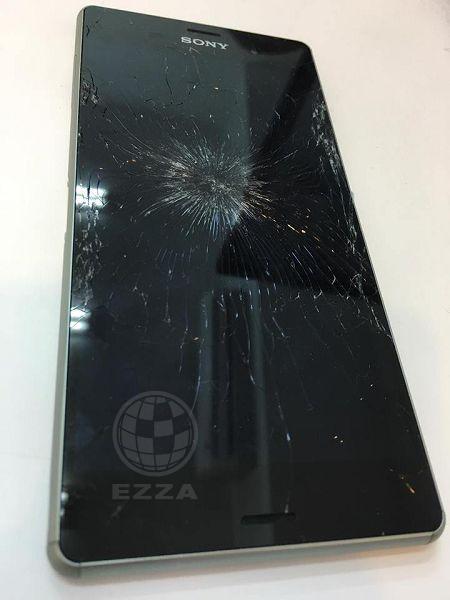 Sony Z3面板破裂哪裡修