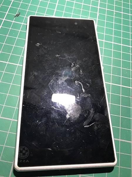 Z1面板不顯示