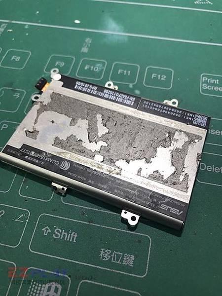 ZENFONE2更換電池