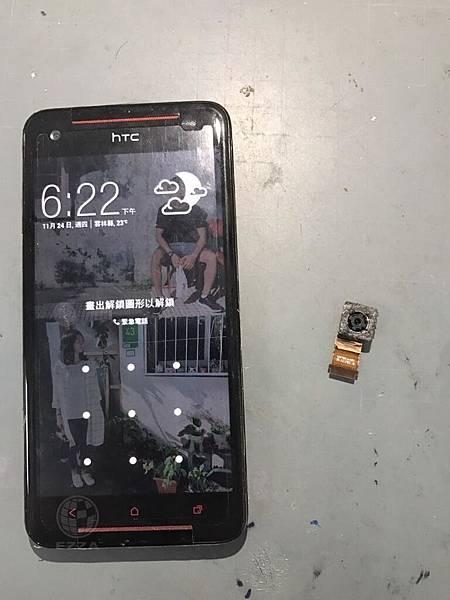 HTC 蝴蝶S相機抖不停