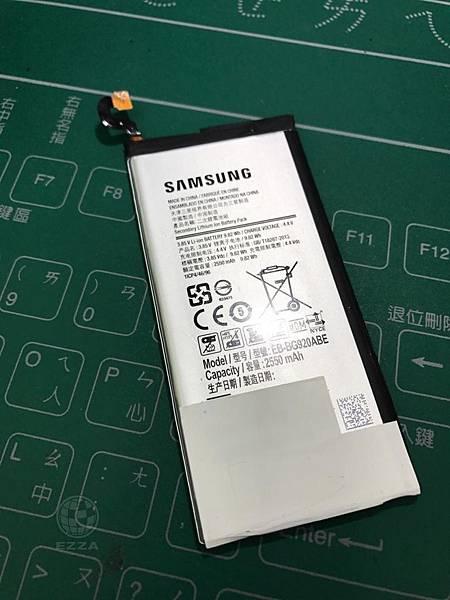 S6更換電池