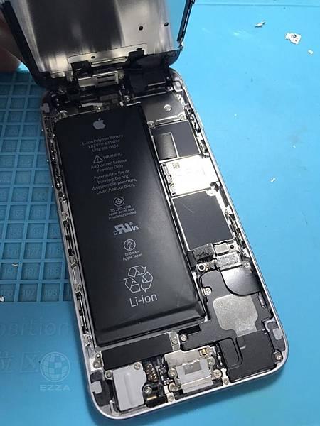 IPHONE6 電池膨脹