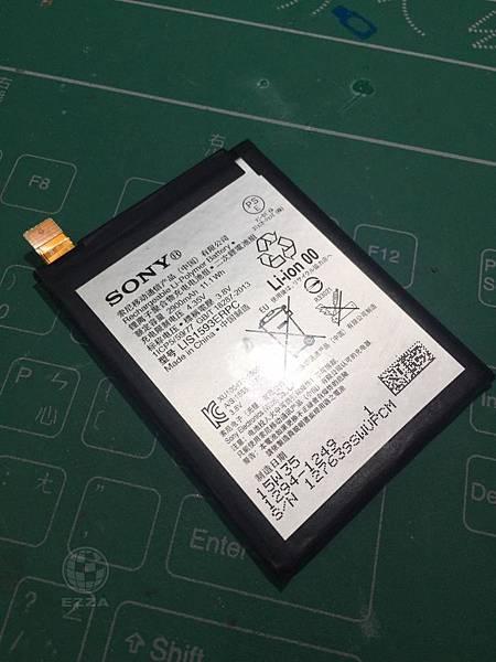 Z5更換電池(4)