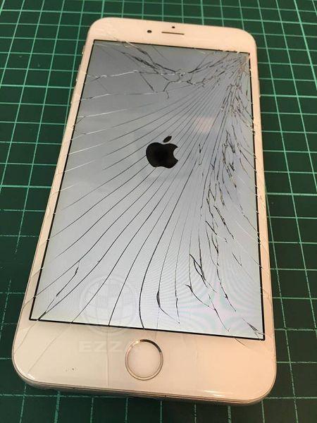 6+螢幕破裂
