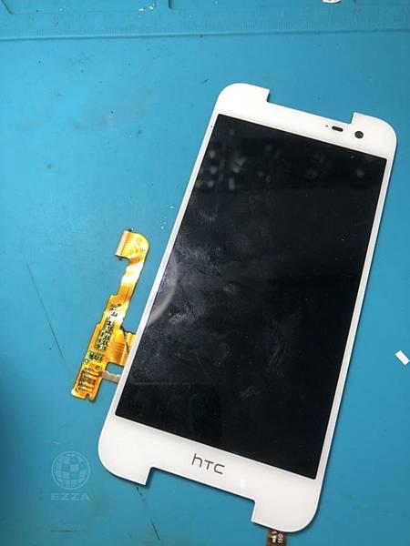 HTC 蝴蝶2顯示異常