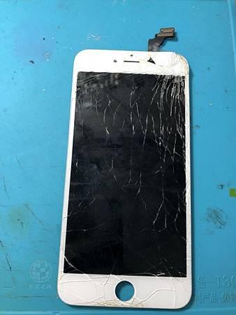 IPHONE6+更換面板