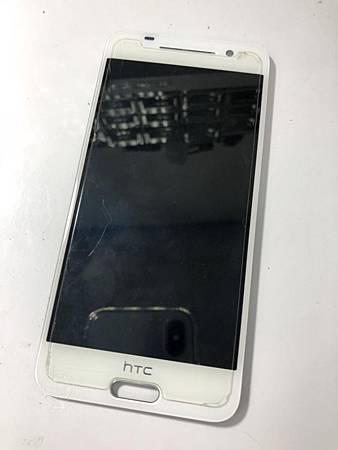 HTC A9無法顯示