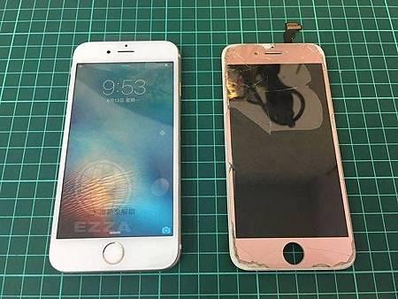 iphone6不顯示