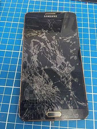 note3 面板破裂4