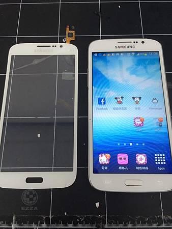 SAMSUNG Galaxy Mega 5_8 觸控失靈