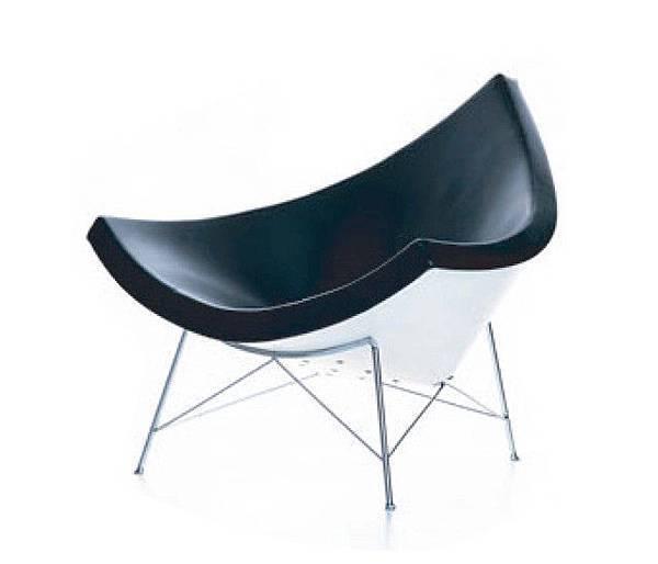 George Nelson的椅子設計1