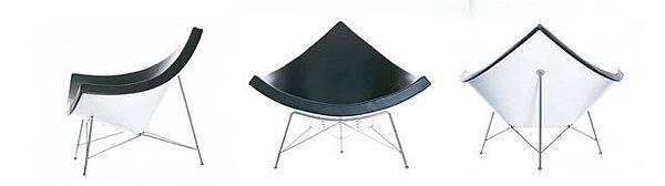 George Nelson椅子設計2