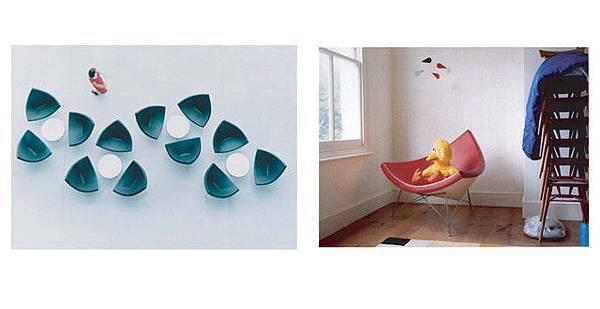 George Nelson椅子設計3