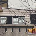 居家藝術漂亮鐵皮屋 外牆防水鐵衣 7.jpg