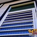 居家藝術漂亮鐵皮屋 玻璃採光罩.jpg