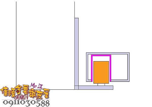 鐵件金屬玻璃拉門 (7).jpg