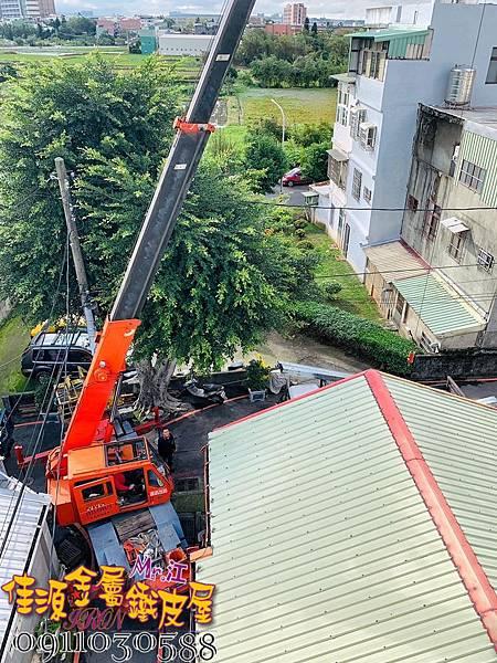 不鏽鋼雙層五溝浪板 佳源鐵皮屋 桃園 (10).jpg