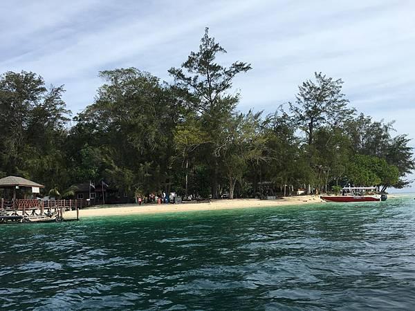 沙巴DAY3-雙島遊