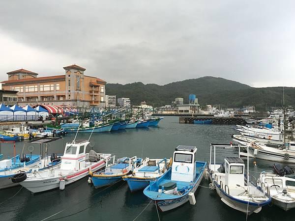 澳底漁港新港海鮮