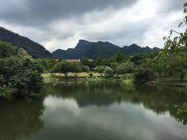 汶水遊客中心