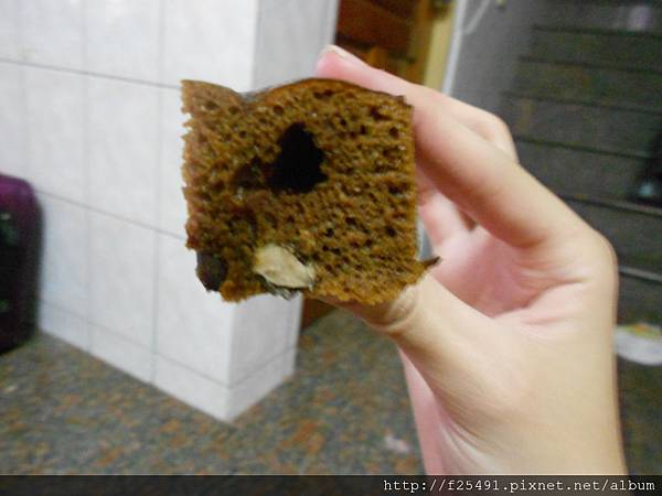 飽滿的紅豆糕