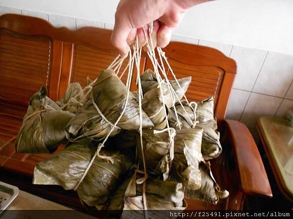 陳家手工肉粽