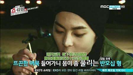 [中字] 131205 EXO's Showtime EP 2 Full 全場 - YouTube [720p].mp4_20140827_181546.715.jpg