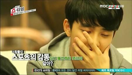 [中字] 131219 EXO's Showtime EP 4 Full 全場 - YouTube [720p].mp4_20140827_174834.835.jpg