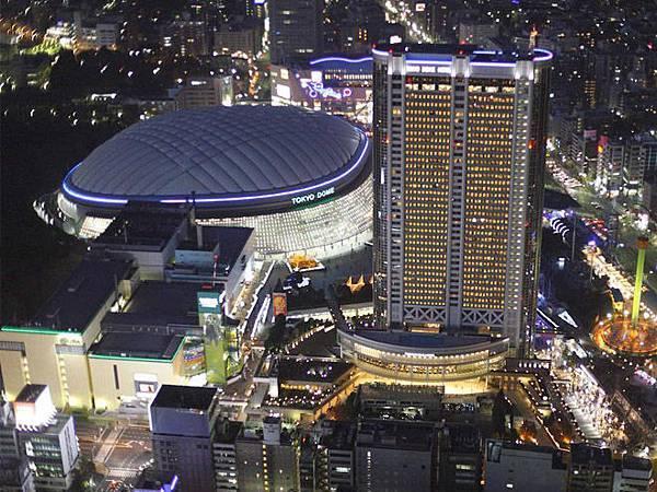 D4-東京巨蛋飯店