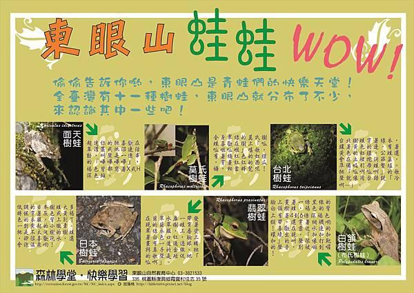青蛙資源海報
