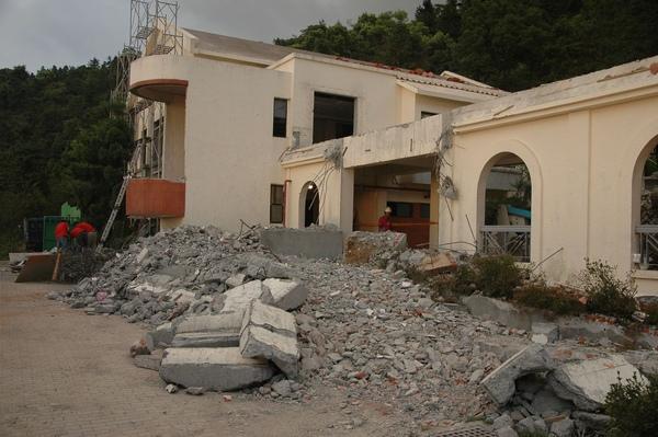 行政中心施工2