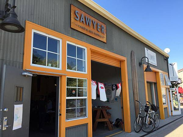 Sawyer Land + Sea