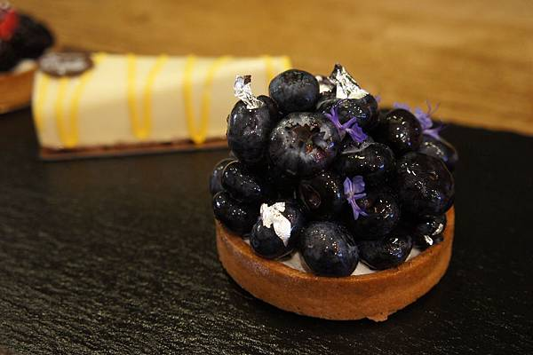 Blueberry Tart _1